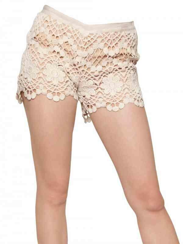 漂亮的钩织结合美衣(3) - 柳芯飘雪 - 柳芯飘雪的博客