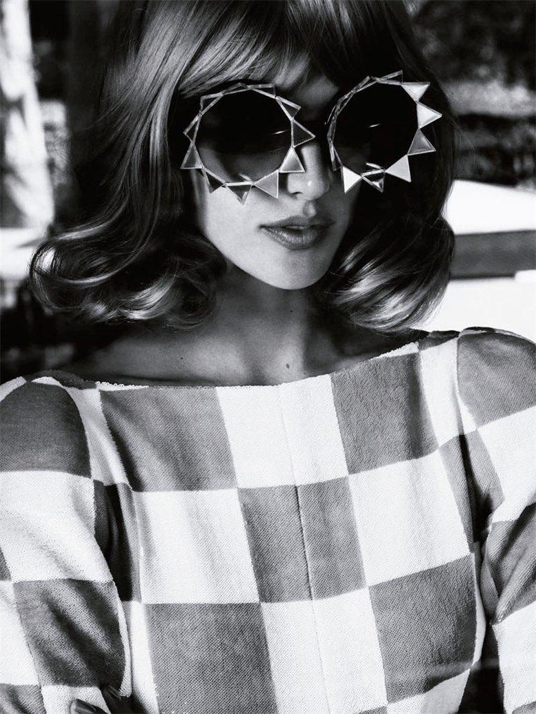 модель Алессандра Амбросио / Alessandra Ambrosio, фотограф Fabio Bartelt