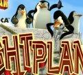 Игра Мадагаскар 2 полет на аэроплане с пингвинами
