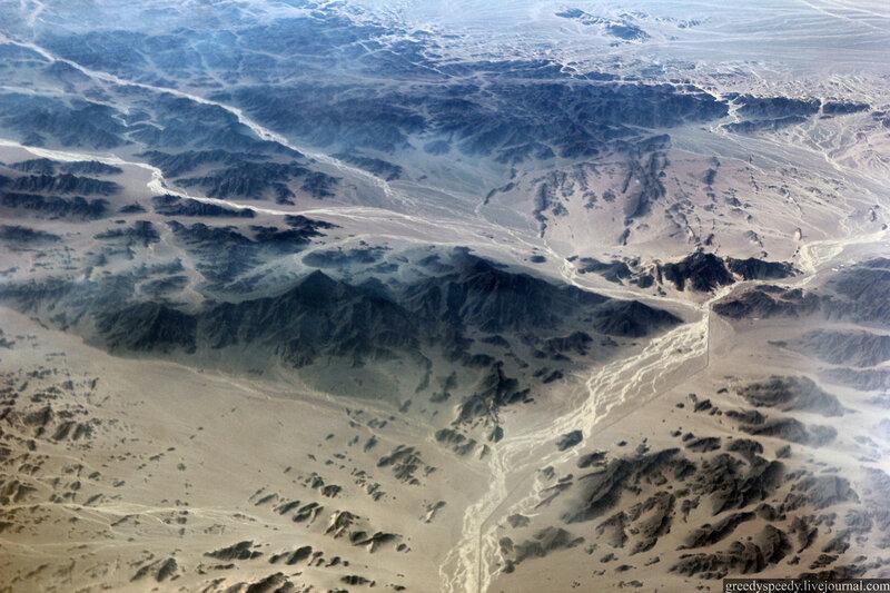 Пустыня Сахара, Аравийская пустыня