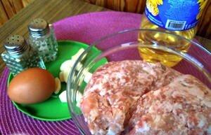 продукты для колбасок