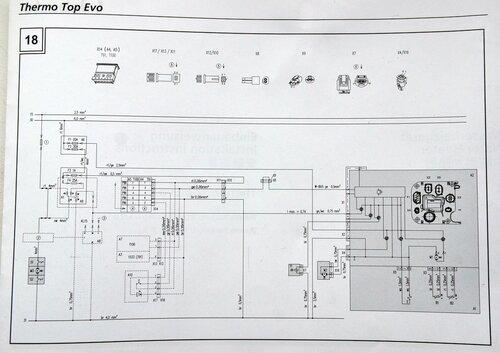 схема охлаждения/отопления