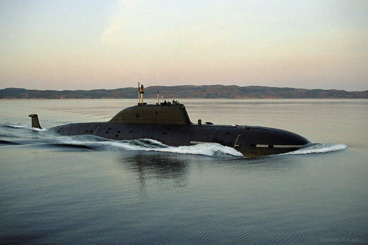 подводная ялик  класса щурок фото