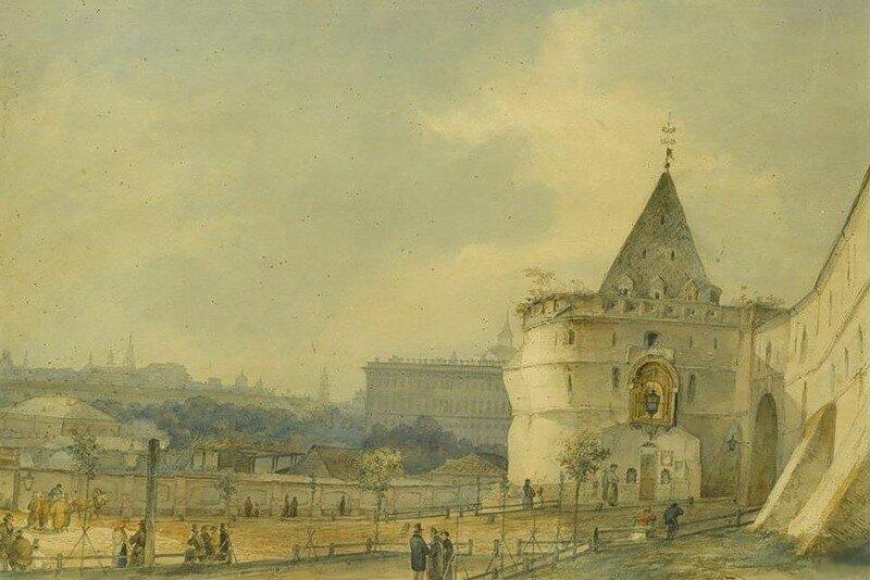 Варварские ворота Китай-города