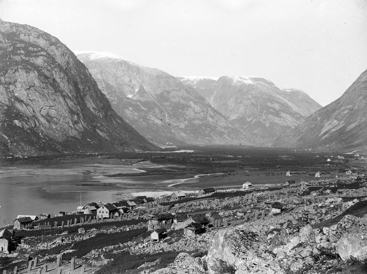 Западная Норвегия, ок. 1890-1910