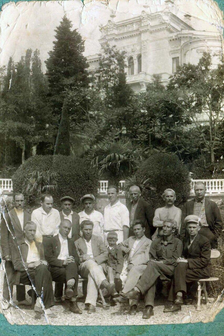 1935. Сочи,