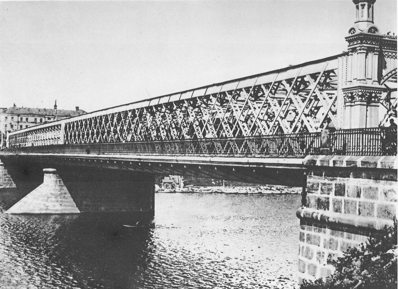 15. Старый Крымский мост.