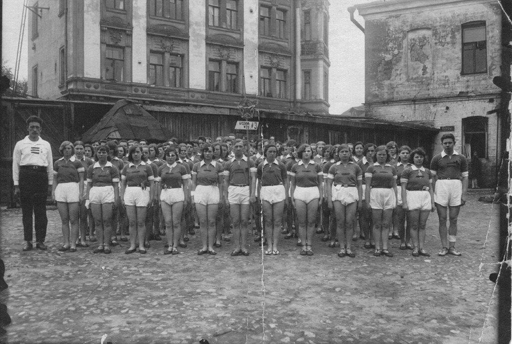 1950-е. Школа ФЗУ №3