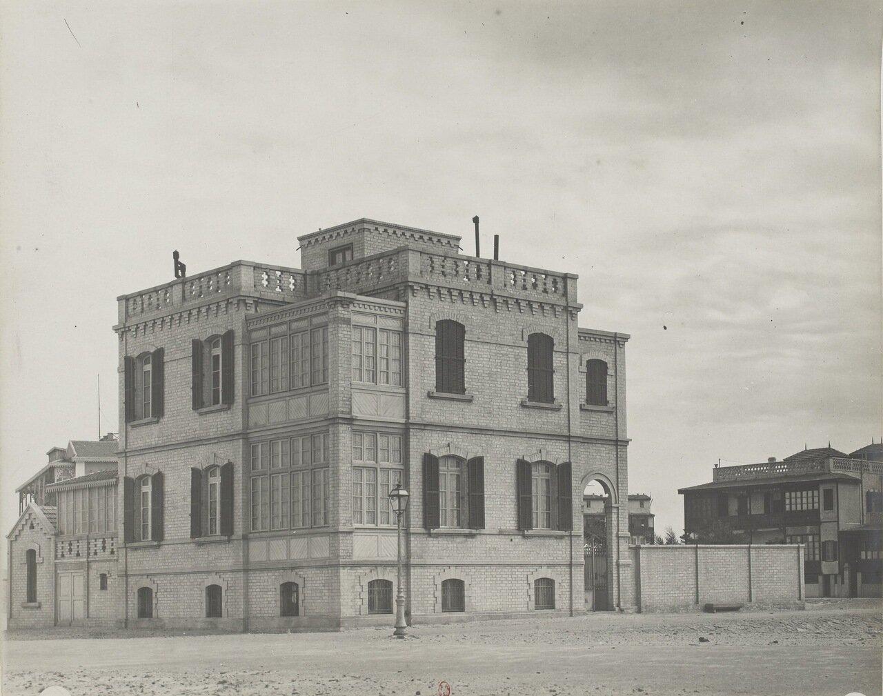 Дом в Порт-Саиде