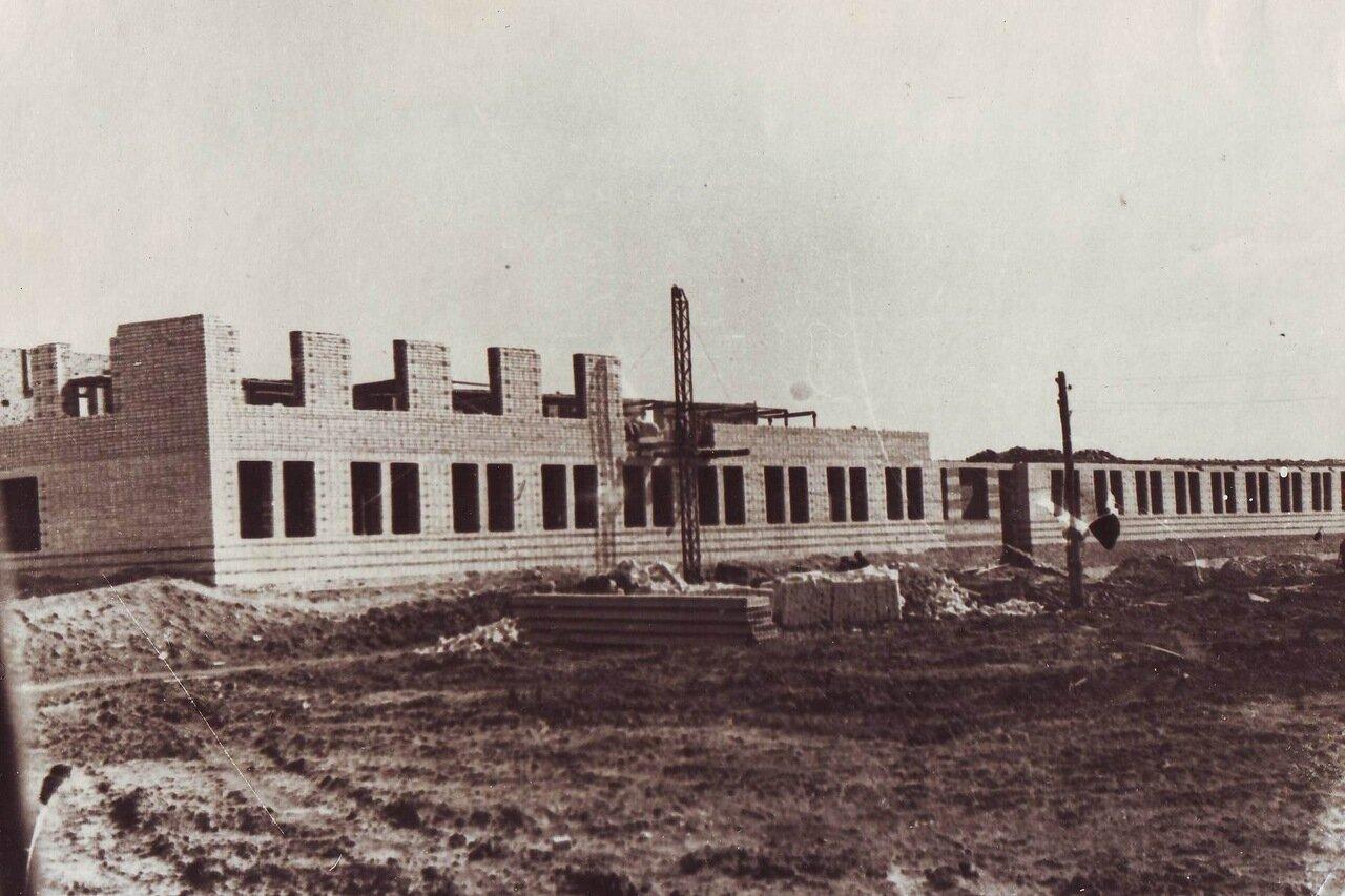 1969. Строительство Пачелмской ЦРБ