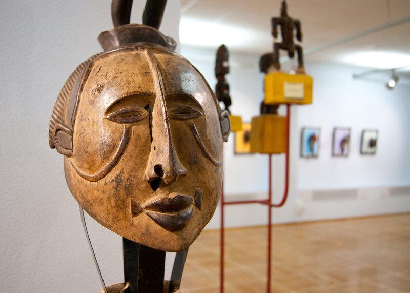 Шлем-маска. Игбо. Нигерия