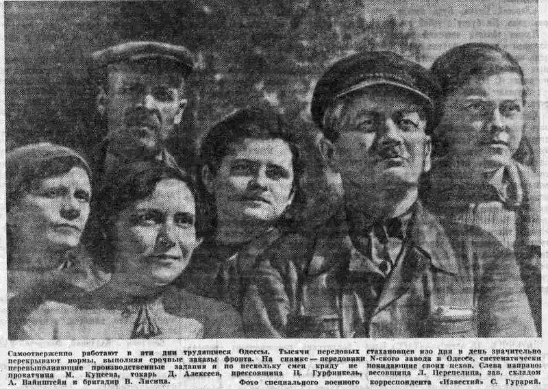 советский тыл в ВОВ