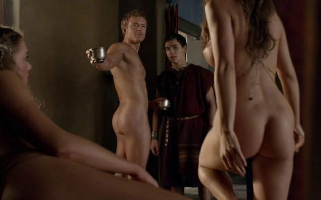 Сексуальные сцены сериалов