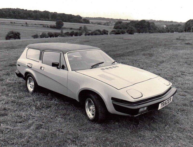 Triumph TR7 Tracer by Crayford '1977 2