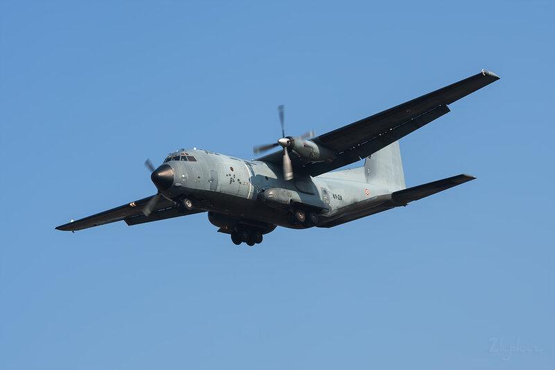 Transall C-160R (61-ZA) France Air Force DSC6580