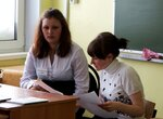 Учителя русского языка и литературы Громова Ульяна и Огор Ирина, 11 кл