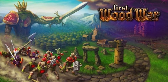 First Wood War для Android