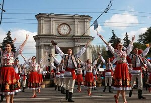 Сегодня Молдова отмечает День языка