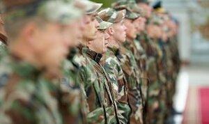 В молдавской армии служит множество творческих личностей