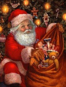 Санта-Клаус завершил рождественское мировое турне