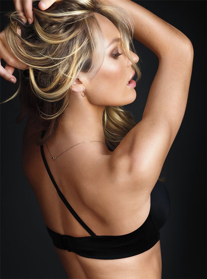 Candice Swanepoel / Кэндис Свейнпол в нижнем белье Victorias Secret Dream Angels 2013