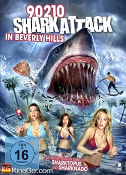 90210 - Shark Attack in Beverly Hills (2014)