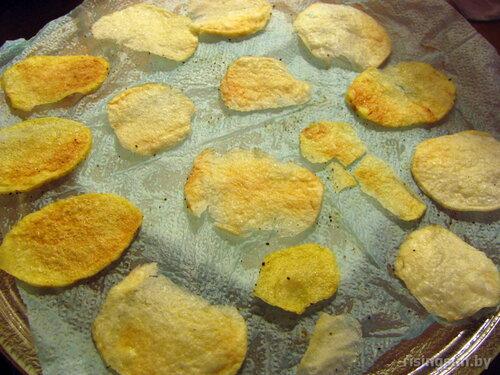 Почти готовые чипсы