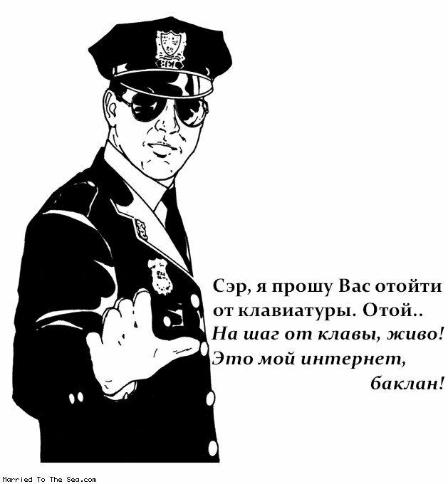 Полицейский интернета
