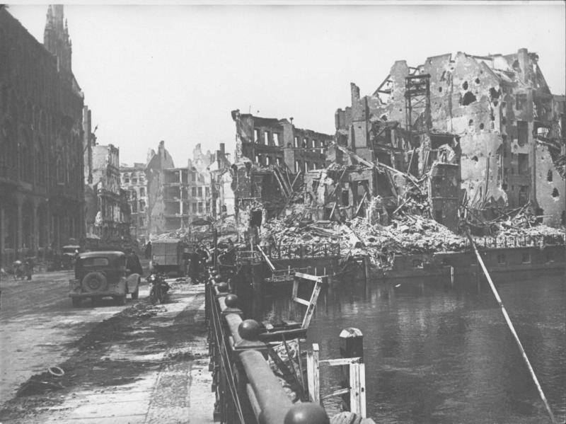 фото германии 1945 г