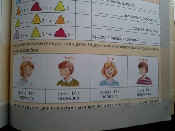 Химия для младших классов