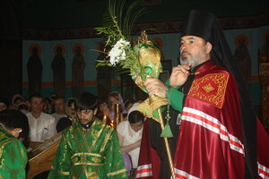Osana, bine este cuvântat cel ce vine întru numele Domnului, Împăratul lui Israel!