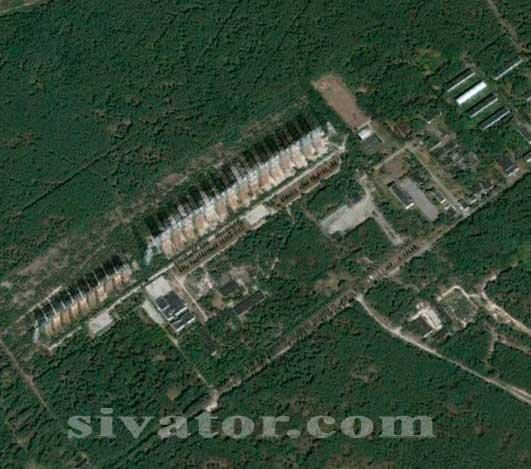 Координаты 10 интересных мест Украины, для просмотра в Google Earth