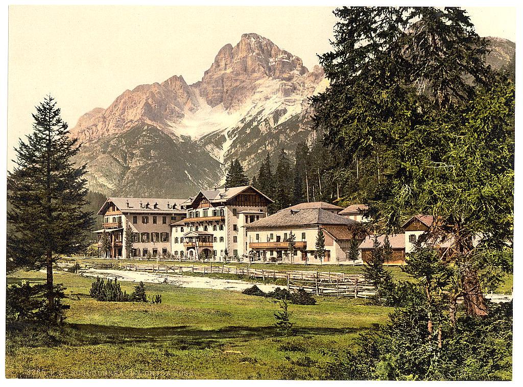 Австрия. Тироль 1890 - 1900 гг 0_80b04_e79162fc_orig