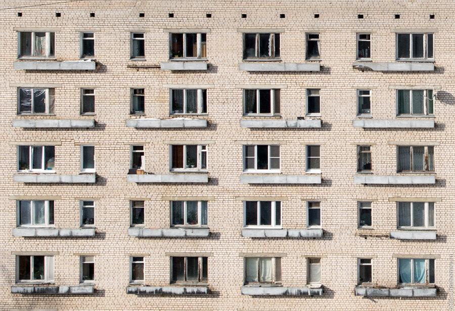 окна домов веселой вдовы
