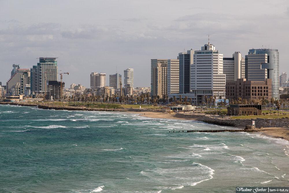 Очерки об Израиле: Тель-Авив