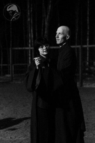 Гарри Поттер и Лорд Волдеморт. Чёрный танец )