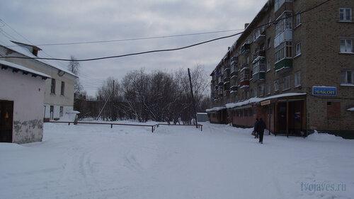 Фото города Инта №2669  Геологическая 5а и Гагарина 15 31.01.2013_12:54