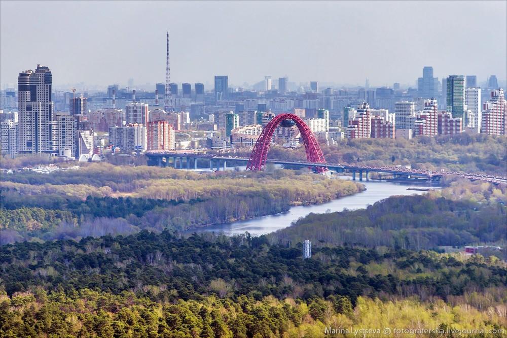 21. Живописный мост.