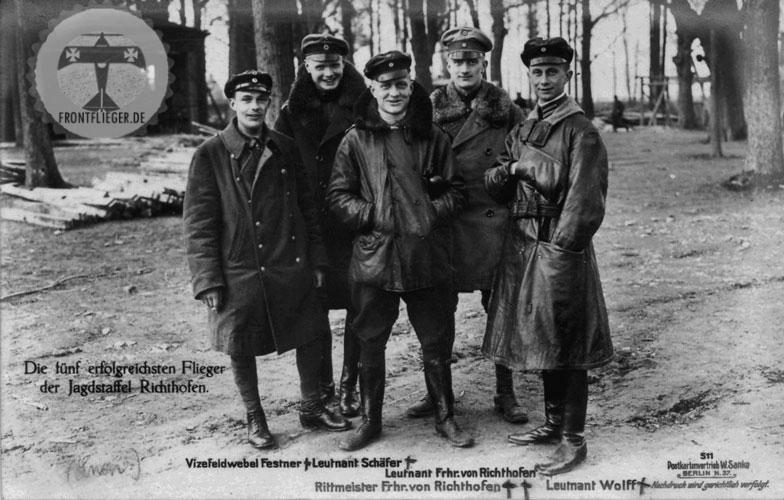 Пять лучших лётчиков der Jagtstafel Richthofen.jpg