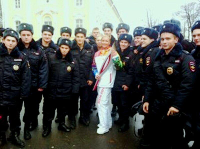 Анастасия Волочкова, Олимпийский огонь (11).jpg
