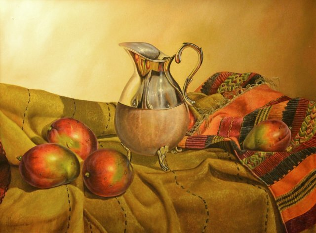 Иллюзия чувств... объема. Аргентинский художник Rodolfo Insaurralde