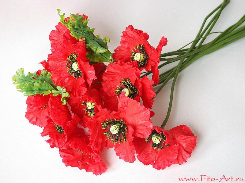 Цветы ручной работы Екатерины