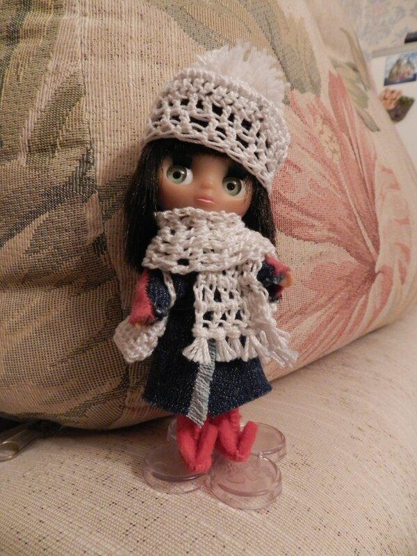 Вязание и шитье для куклы Барби
