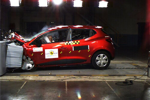Самый безопасный автомобиль в Европе 2012