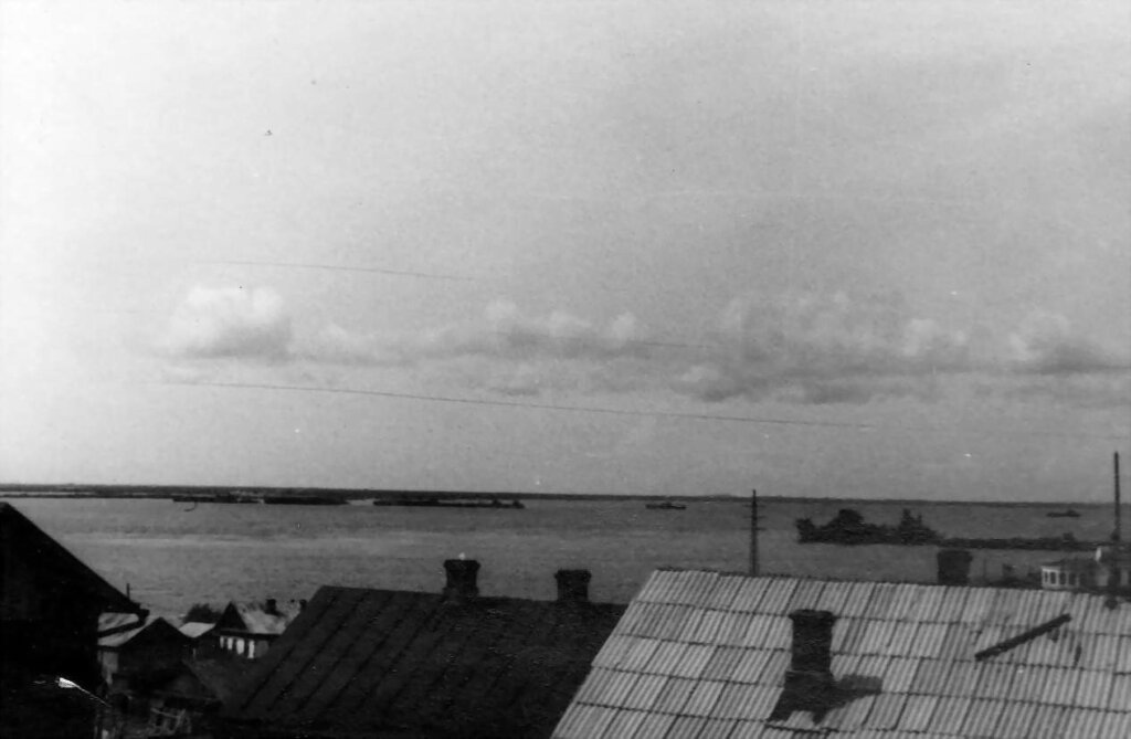 Хабаровск 1953 г.