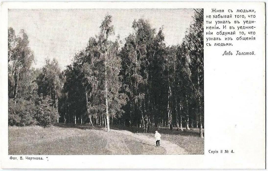 Лев Толстой. Серия II №4