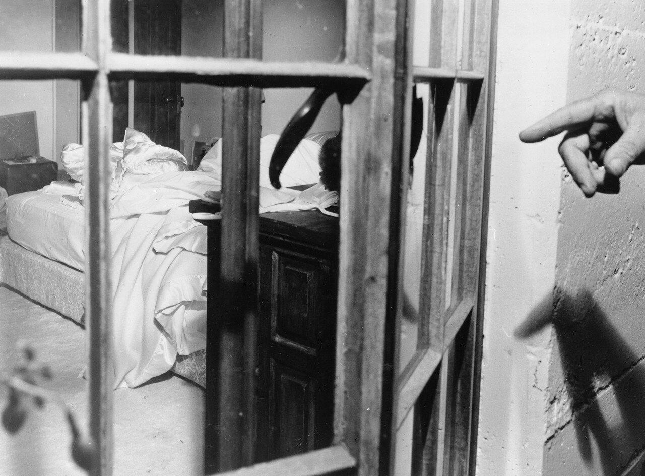 Monroe's Deathbed