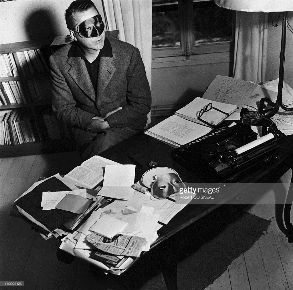 1949. Курцио Малапарте, итальянский писатель