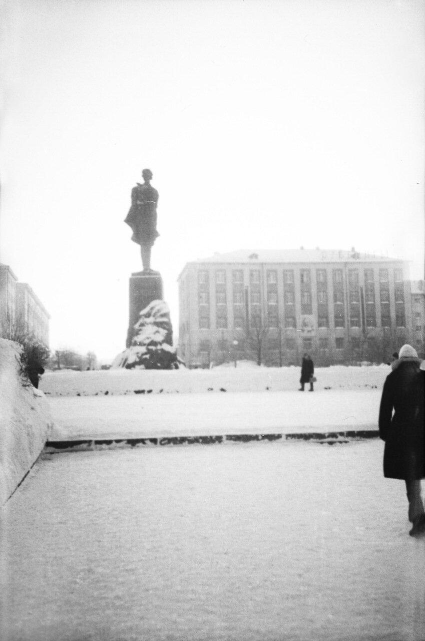 Январь 1967
