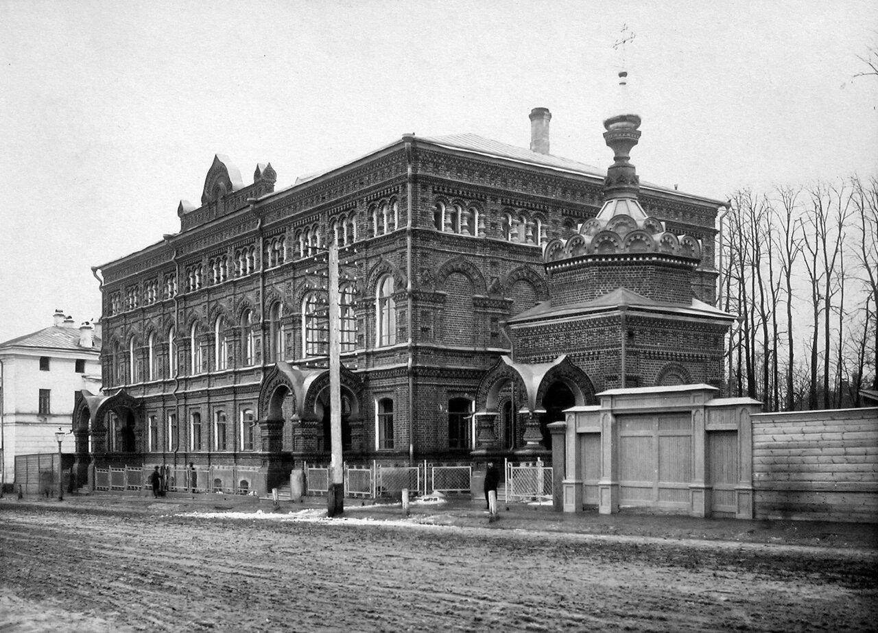Дом Георгиевского братства